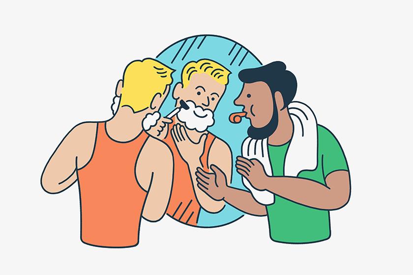 Shaving Bros Featured