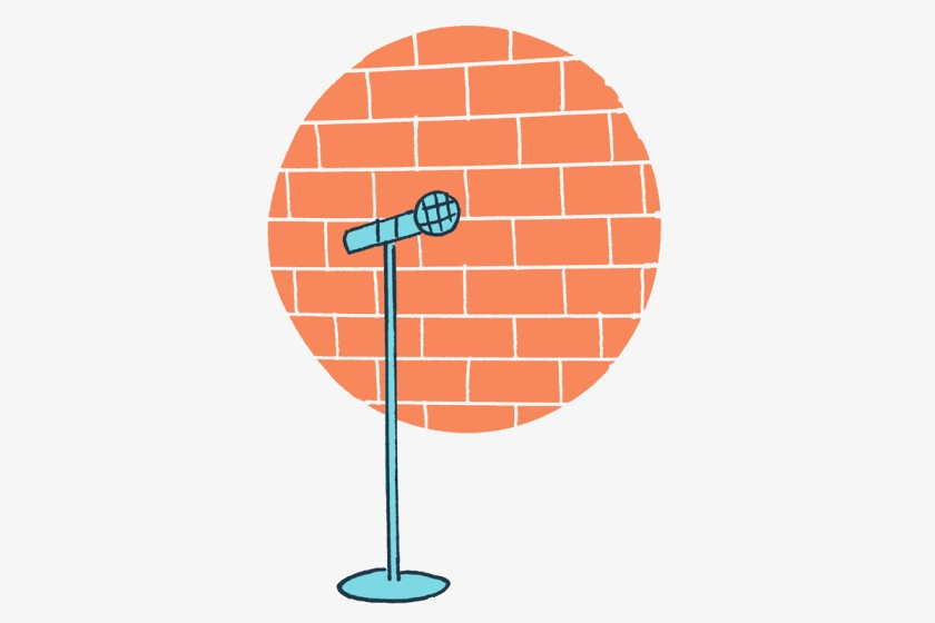 Giving Stand-Up A Try