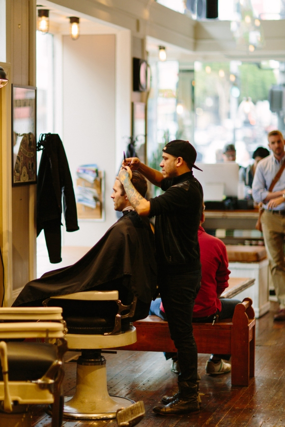 How To Talk To Your Barber: Peoples 2