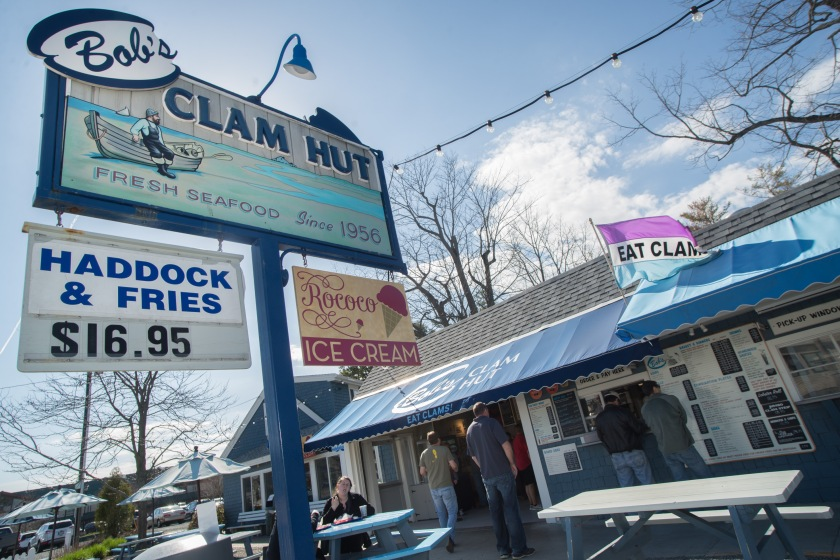 Bobs Clam Hut Featured