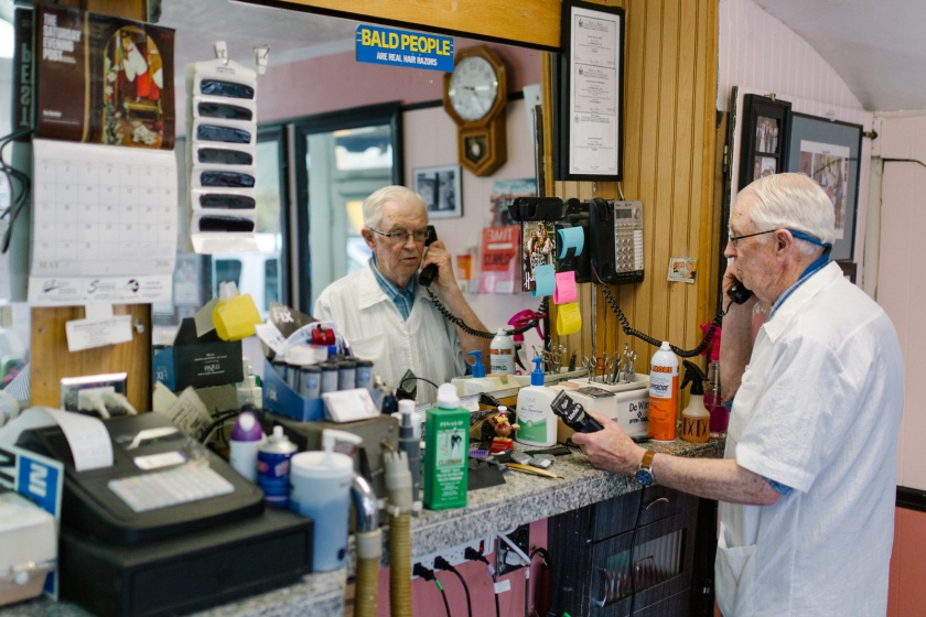 How To Talk To Your Barber Portland Maine - Featured